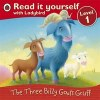 Three Billy Goats Gruff 1