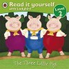 The Three little Pigs Level 2