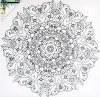 Canvas Mandala 500x500mm