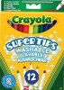 Crayola 12 Supertip Markers