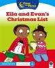 Ella and Evan's Christmas List