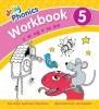 Jolly Phonics Workbook 5