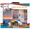 Mixed Media Art Set 200Pcs