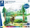 Staedtler Colouring Pencils 24