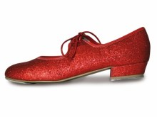 Dorothey Red tap shoe size 12