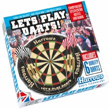 Lets Play Darts Game