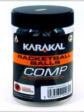 Competion Racketball Balls