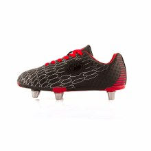 Viper Rugby Boot Junior Black