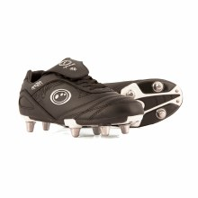 Razor Rugby Boots Black Silver