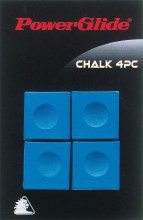 4 pack of Cue Chalk