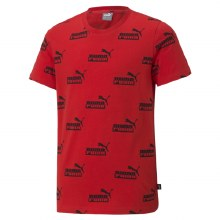 Amplified All Over Print T Shirt