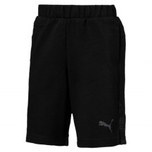 Modern Sweat Short Black