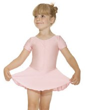 Ballet Dress Pink Size 1B (7-8 years)