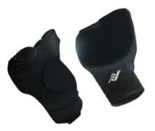 Martial Arts Fist Protectors Black Size L