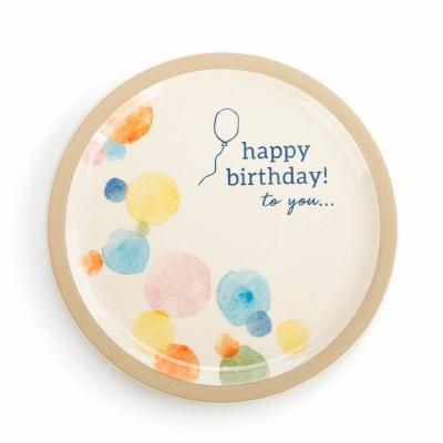 Happy Birthday! Plate