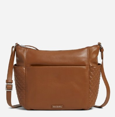 Carryall Shoulder Bag Acorn Brown