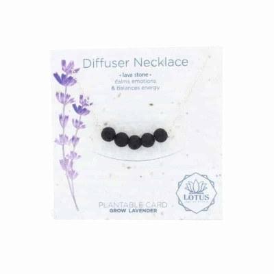Diffuser Necklace-Bar