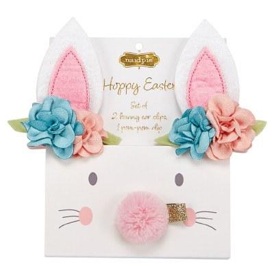 Easter Hair Clip Set