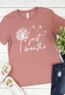 Just Breathe Tree