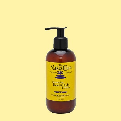 Lavender & Beeswax Hand & Body Lotion 8oz Pump