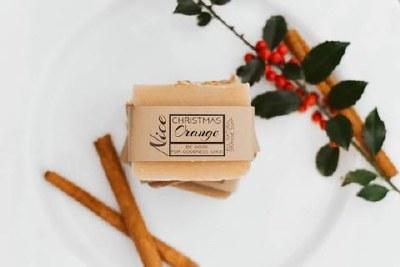 Ole Mill Soap: Christmas Orange