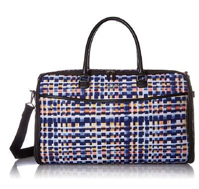 Convertible Garment Bag Abstract Blocks