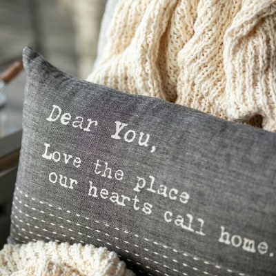 Dear You Pillow-Our Hearts