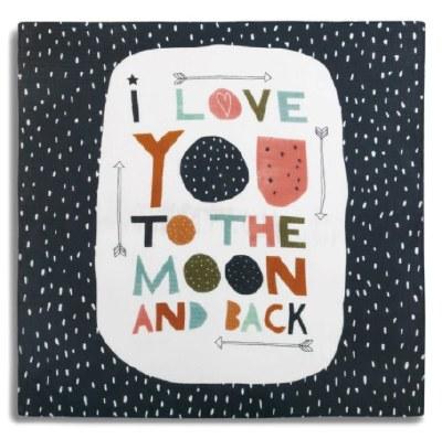 Moon & Back Photo Swaddle