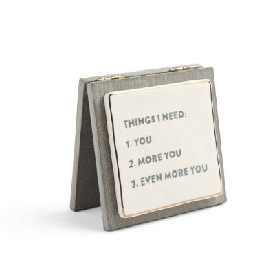 Forever Card: Things I need