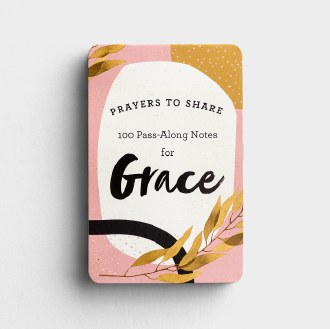 100 Notes for Grace