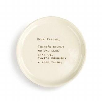Dear You Trinket Dish - Friend