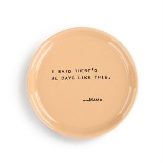 Dear You Trinket Dish - Days