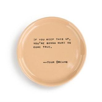 Dear You Trinket Dish - Dream