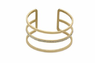 Cesena Deluxe Bangle Gold