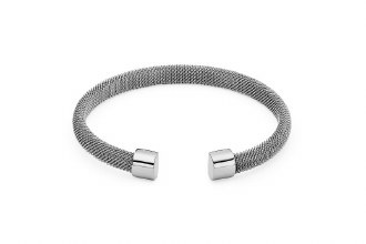 Cassino Silver Cuff