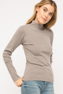 Turtleneck Essential Sweater