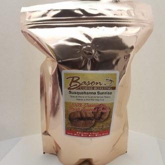 1lb Bason Coffee Susquehanna Sunrise