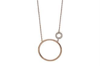 Bitonto Necklace Rose Gold