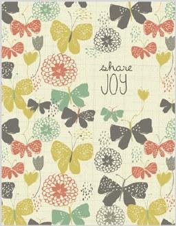 Share Joy - Blank