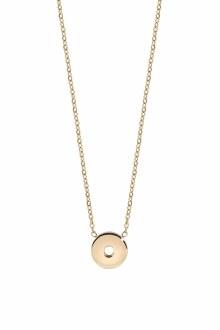 Basic Sezze Necklace Gold