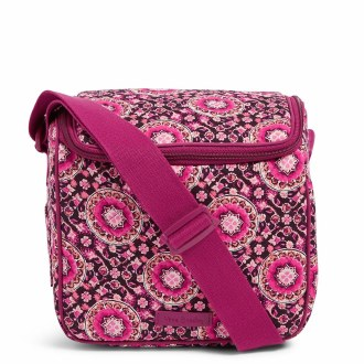 Iconic Stay Cooler Raspberry Medallion