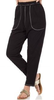 Contrast Stitch Lounge Pants