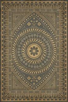 Vinyl Floormat Consult the Wise 20x30