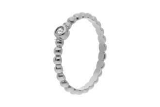 Matino Deluxe Ring Silver 5