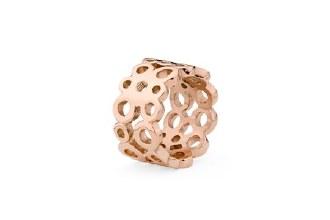 Ancona Rose Gold 9