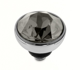 Bottone 8mm S Black Diamond