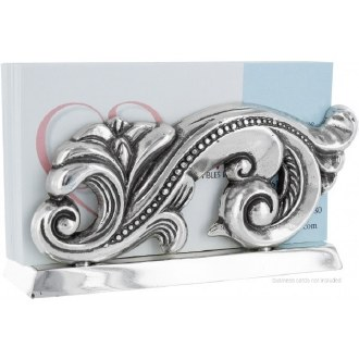 Swirl Card Holder