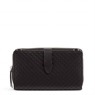 Carryall Deluxe All Together Crossbody: Black