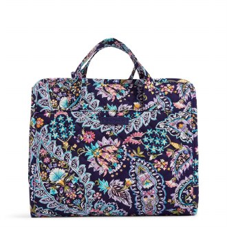 Hanging Travel Organizer French Paisley