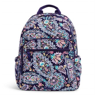 Campus Backpack: French Paisley